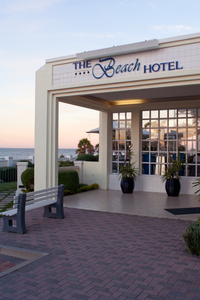 In And Around The Beach Hotel